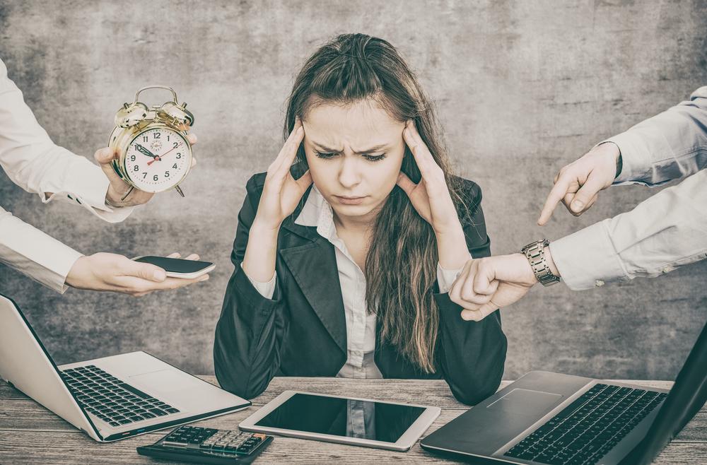 Burnout-Prävention Erschöpfung frühzeitig erkennen