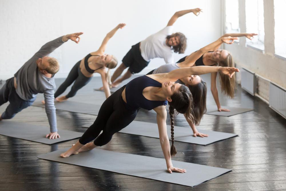 Business Yoga Yoga Kurse