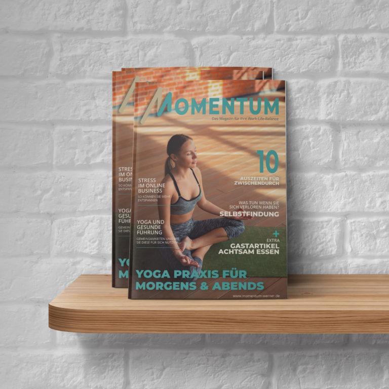 Momentum - Das Magazin für Ihre Work-Life-Balance